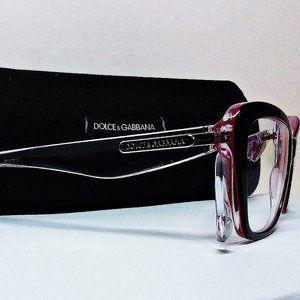 Authentic Dolce & Gabbana Women's Eyeglass Frames